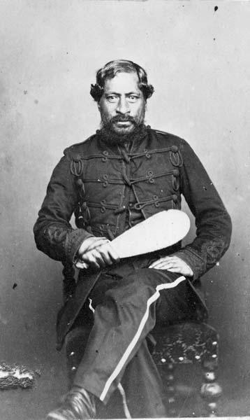 Ngā Mema Māori: ko Mete Kīngi Te Rangi Paetahi