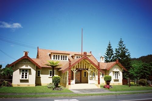 Tūrangawaewae House