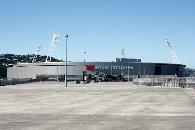 Westpac Stadium, 2012