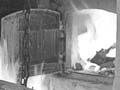Shacklock Orion range in action, 1920s