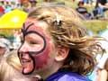 Race-going revival: children's event