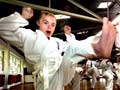 Down syndrome karate students, 2009