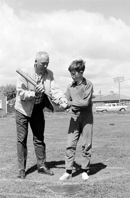 Ed Dolejs, master coach