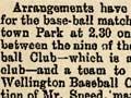The Hicks-Sawyer Minstrel Baseball Club
