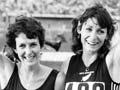Anne Audain and Lorraine Moller, 1982