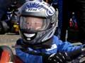 Cadet kart racer, 2010