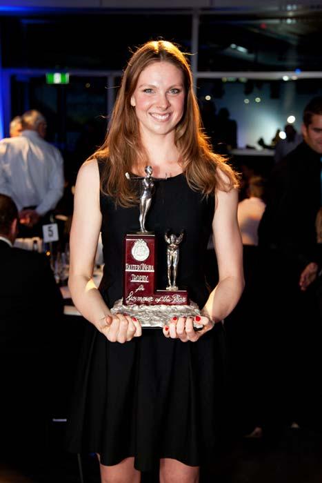 Lauren Boyle, 2012