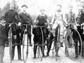 Club road race, 1887