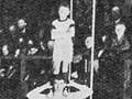 Auckland YMCA gymnasium members, 1913