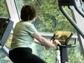 Gym activities: cardio equipment