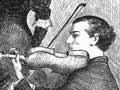 Musical evening, 1890
