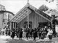 Opening of Te Tumu Herenga Waka meeting house