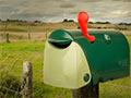 Wilson Plastics rural letterbox