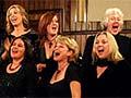 Different choirs: Jubilation Gospel Choir