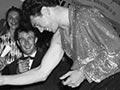 Johnny Devlin jiving with Mabel Howard, 1959