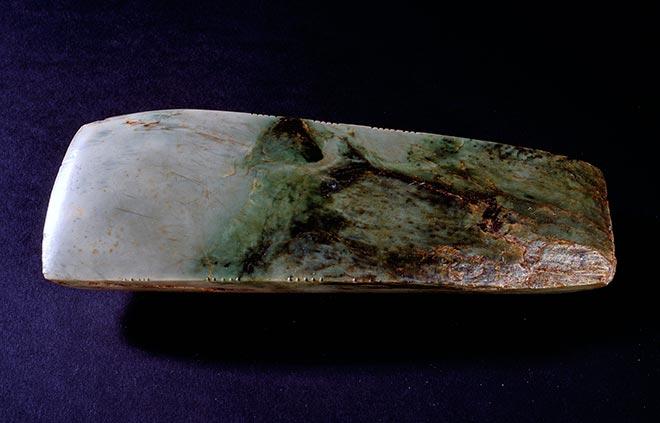 Whao – greenstone chisel