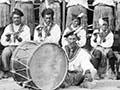 Fife-and-drum band at Parihaka
