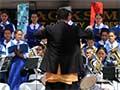 Tongan brass band, 2010