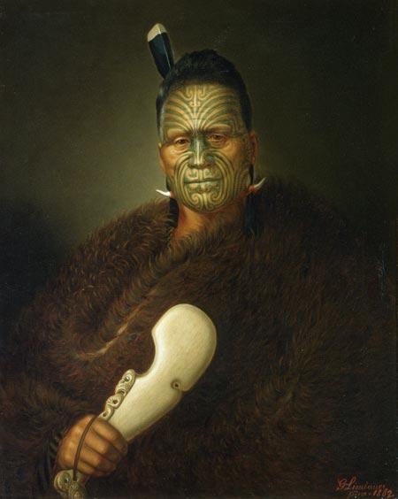 King Tāwhiao
