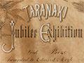 Taranaki Jubilee Exhibition certificate