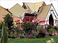 Collapsed Holy Trinity church, Lyttelton