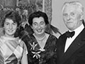 French ambassador to New Zealand Jean-Louis Baudier and family, 1959