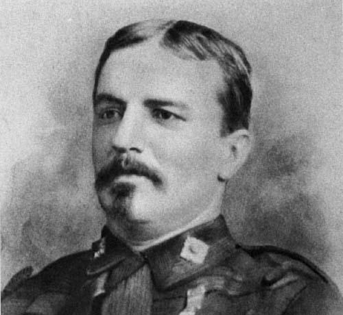George Hamilton-Browne, 1879
