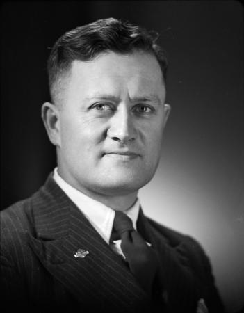 James Clendon Tau Henare, about 1945