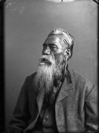 Rēnata Tama-ki-Hikurangi Kawepō, 1880s