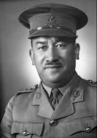Eruera Te Whiti o Rongomai Love, 1942