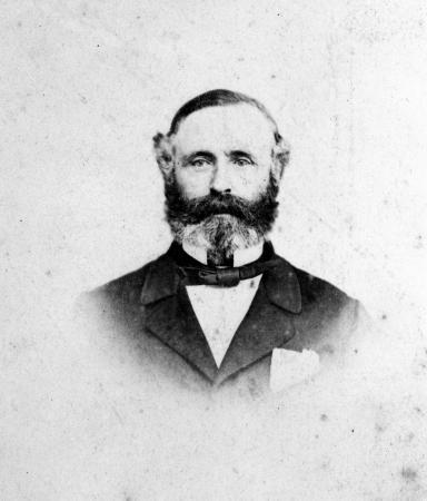 John Martin, about 1870