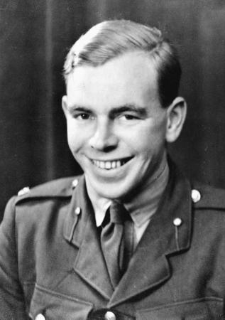 John Mulgan, about 1940