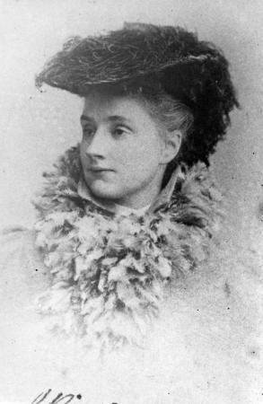 Mary Elizabeth Richmond, 1890s