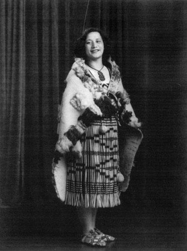 Te Kiato Riwai, about 1930
