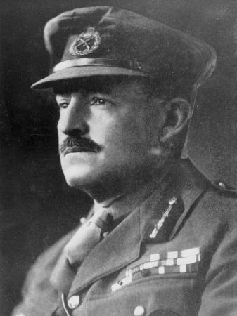 Andrew Hamilton Russell, 1915