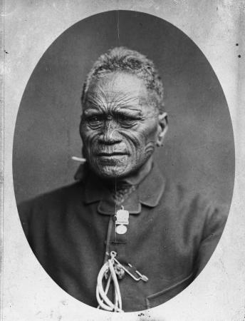 Tawhiao, the second Maori King