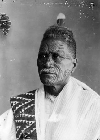 Tūkāroto Matutaera Pōtatau Te Wherowhero Tāwhiao