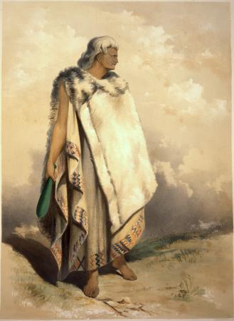 Portrait of Te Rangihaeata