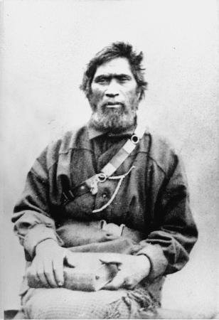 Wiremu Tāmihana Tarapīpipi Te Waharoa