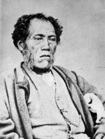 Matiaha Tiramōrehu, 1870s