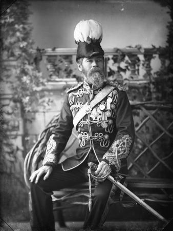 George Stoddart Whitmore, 1890s