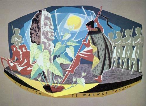 Māori agriculture