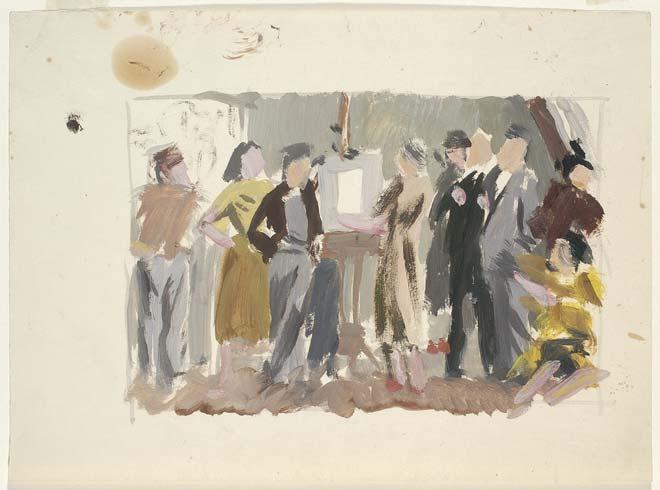 'Homage to Frances Hodgkins'