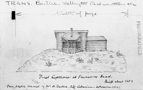 Pencarrow cottage