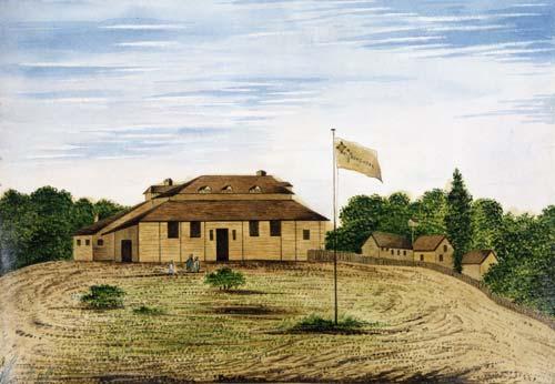 Te Waimate mission house