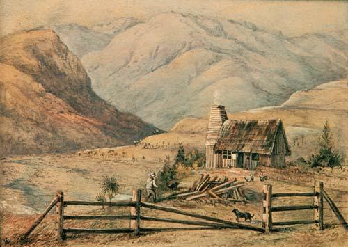 Rob's Hut