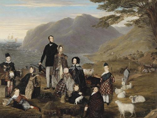 'The emigrants'