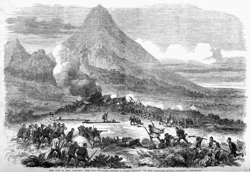 Battle at Katikara River