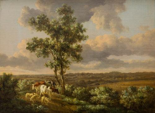 'An English landscape'