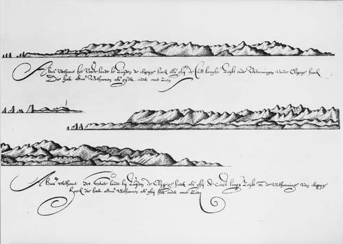 Cape Foulwind, 1642